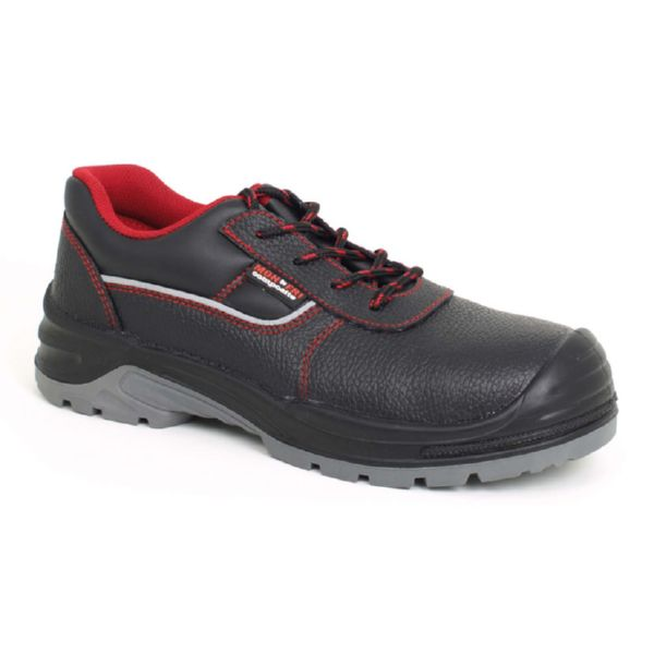 ZAPATO SEGURIDAD CORDONES OPTIMAL Nº 45